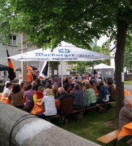 Dorffest Welda