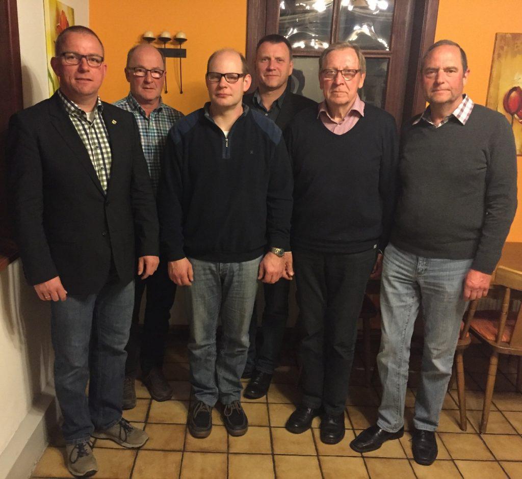 Vorstand CDU Welda
