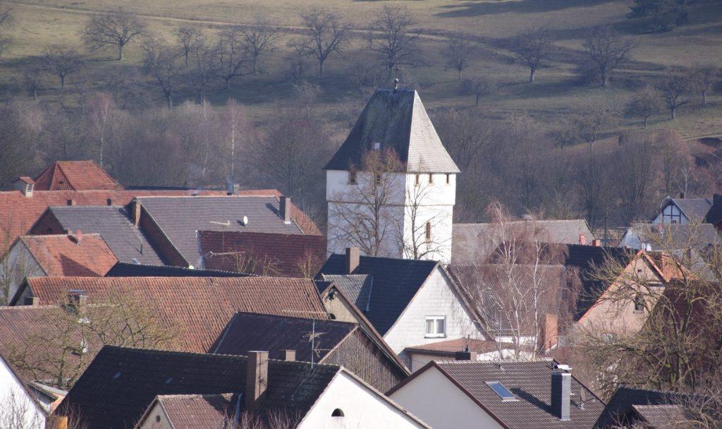 Welda Kirchturm
