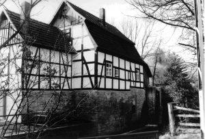 Welda Alte Mühle