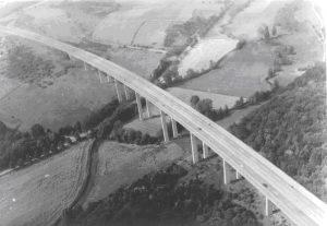 Autobahnbrücke Twistetal