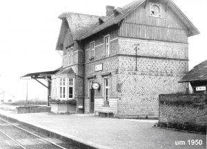 Bahnhof Welda