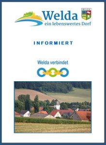 Dorfblatt Welda