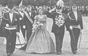 Franz Petry und Frau Maria