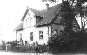 Haus Blömeke früher Post an der alten Twistebrücke