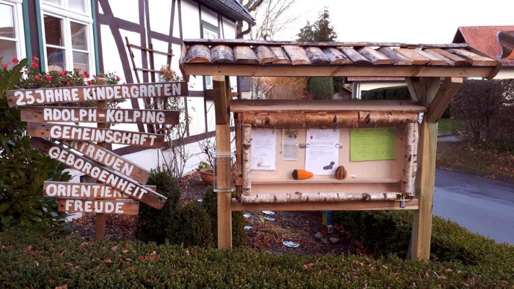 Infopoint Kindergarten Welda