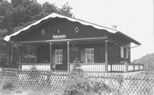 Jagdhaus Waidmanns-Ruh