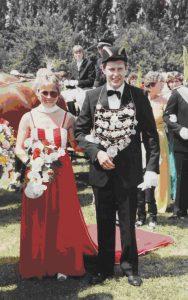 1984 Königspaar Flaskamp