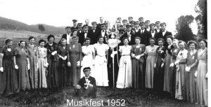 Musikfest 1952