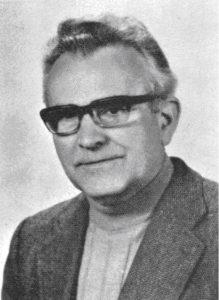 Pfarrer Franz Peitz