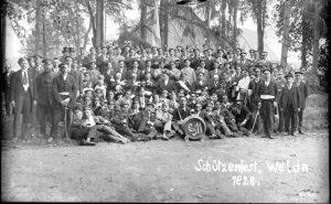 Welda Schützenfest 1928