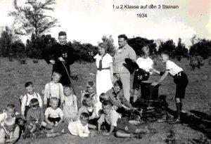 Schulkinder 1934