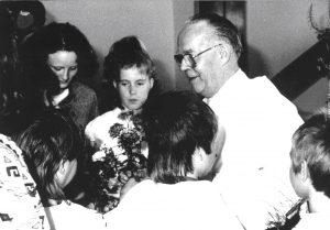 Verabschiedung von Pater Gottfried