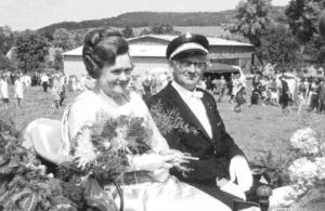 Königspaar Willy & Cilly Winkler geb. Cronenberg