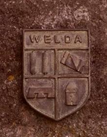 Wappen Welda