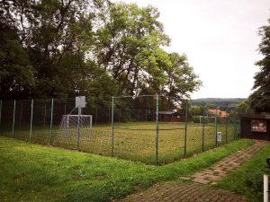 Welda - Tennisplatz wird Multifunktionsspielfeld