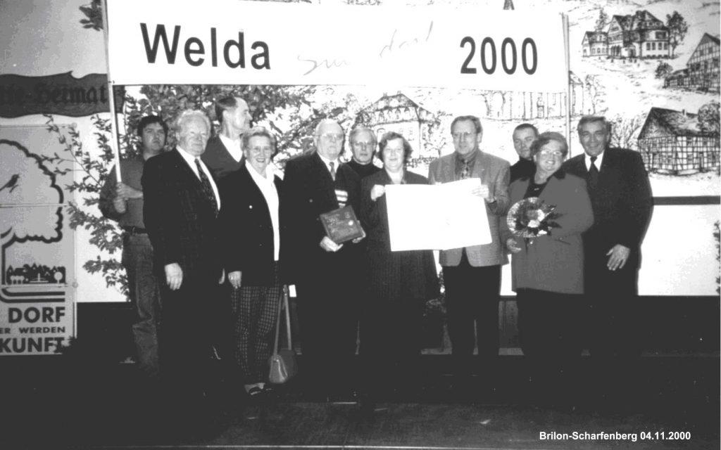 Weldaer Abordnung 2000