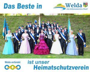 Das Beste in Welda - unser Heimatschutzverein