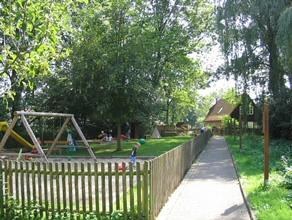 Spielplatz Kindergarten